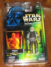 Dengar (Bounty Hunter) - Power of the Force  1997 **Star Wars**  UNOPENED
