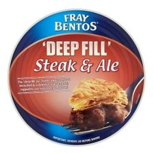 Fray Bentos 'Boozy' Steak & Ale 475g - Will Ship Worldwide