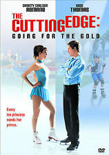 Cutting Edge, The: Going for the Gold (DVD, 2006, Widescreen) GOOD