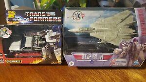 Transformers 2020 Hasbro BRAND NEW Gigawatt And Top Gun Maverick!!!!