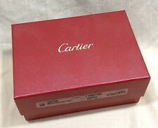 CARTIER Box Pouch Case Container Jewellery Accessories Santos Tank Roadster /