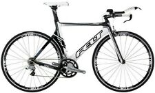 Carbon Triathlon Bike 54cm Medium Felt