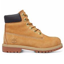 Timberland Kinder-jugendschuhe 6in. BOOTS Yellow Leder Laufsohle Gummi 12909