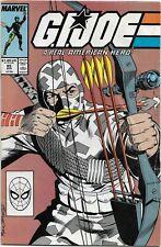 G.I. Joe A Real American Hero #85 - VG