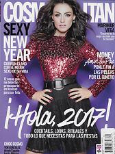 Cosmopolitan magazine Marimar Vega Sexy new fashion Money love and happiness Sex