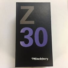 Original BlackBerry Z30 - 16GB White Smartphone AT&T GSM Unlocked New Inbox