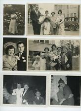 New listing (16) Vintage photo lot / Ladies Wearing Hats to Hide Small Rodents Old Snapshots