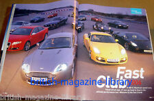 Evo 91 Fast Club 2006 - Noble M15 FXX BMW Z4 M v Boxster S v Tuscan v Z4 Alpina