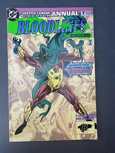 Justice League America Annual #7 (1993, DC) Bloodlines (B)