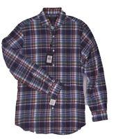 POLO RALPH LAUREN men's PLAID OXFORD SHIRT Classic Fit Button Down MEDIUM nwt