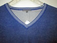 Geox RESPIRA ITALY Pullover Cotone Taglia L 50 NUOVO!