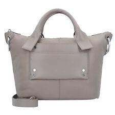 Liebeskind Leisure Satchel M Handbag Handle Bag Leather 26 cm (cold grey)