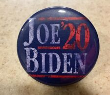 Joe 2020 Campaign Button 1 1//2 inch SHIPS FREE