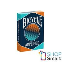 BICYCLE AMPLIFIED DECK POKER PLAYING CARDS MAGIC TRICKS USPCC NEW