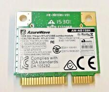 WiFi Bluetooth Combo Mini PCIe Module Half Size Card AW-NB159H 2.4Ghz