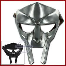 Super Gladiator face mask helmet Hand-Forged sca-larp-helmet-roman-armor-mf doom