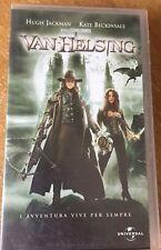Vhs Van Helsing L'avventura vive per sempre Hugh Jackman Kate Beckinsale