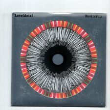 (IZ892) Love Motel, We Are You - 2011 CD
