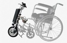 Electric attachable trailer for wheelchair 36V-250W with Li-Ion battery EU Stock