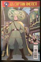 Steve Rogers CAPTAIN AMERICA #17 Secret Empire (2017 MARVEL Comics) ~ NM Book