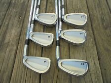 Japan Nakashima NP 2 Tour Forged Iron Set Golf Club 5-P Right Hand Steel KBS S