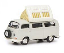 Volkswagen T2a Camping car avec toit ouvrant H0 Schuco 452640400 1 Pc(s)