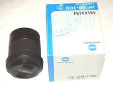 Konica Minolta Maxxum 28-100 mm F/3.5-5.6 D AF Lens For Minolta
