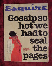 ESQUIRE August 1976 Fred Astaire Bruce McCall Al Hirschfeld Ralph Steadman