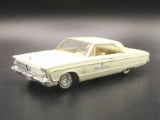 1966 Plymouth Fury Promo Driver Education tool
