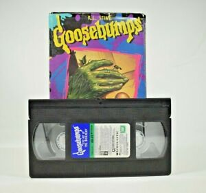 R.L. Stine Goosebumps - Stay Out of the Basement (VHS, 1996)