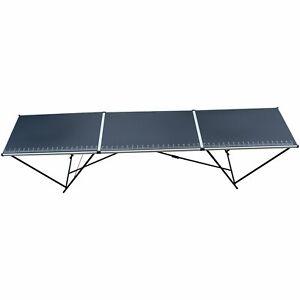 NEW! 3m Aluminium Folding Wallpaper Pasting Decorating Table