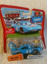 Mattel Disney Pixar World of Cars - The King with Piston Cup - Chase!  P7103