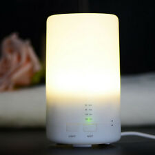 Ultrasonic Essential Oil Diffuser Aromatherapy With LED Light Spread Fragrance