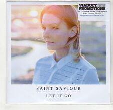 (GF734) Saint Saviour, Let It Go - DJ CD
