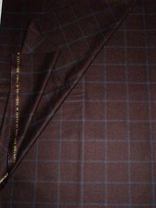 Loro Piana Cashmere Lana  Tessuto - Taglio giacca 2 m Made in Italy