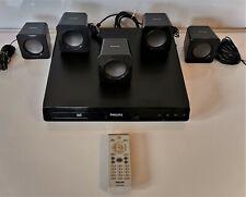Philips DVD Player HTD3510/12 inkl. Fernbedienung & 5x Satellitenboxen