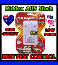 Riddex Plus Electronic Rodent Pest Repeller H021