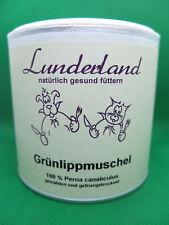 Lunderland Grünlippmuschel 100 Perna Canaliculus 100g
