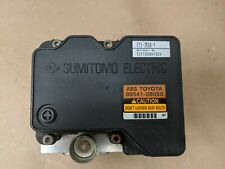 04-06 Toyota Sienna ABS Anti-Lock Brake Pump Module 89541-08050
