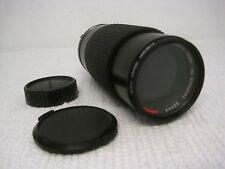 ALBINAR-ADG 80-200mm 1:3.9 Macro Zoom Lens-Minolta Mount-Minty!!!