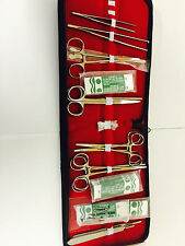 Basic Minor Surgery/Military First Aid Kit of 53 Pieces Same as shown in Picture