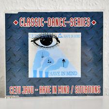 CETU JAVU - Have in mind / Situations, Limited Maxi-CD, NEU/MINT - RARE