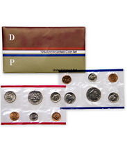 1984 United States U.S. Mint Uncirculated Coin Set SKU1390