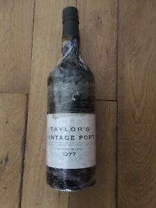 Taylor's, Vintage Port 1977, Porto Vintage 1977