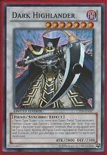 3x YuGiOh CT09-EN007 Dark Highlander Super Rare Card