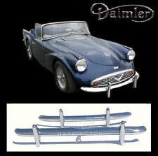 Daimler SP250 Dart Brand New Stainless Steel Bumpers