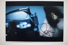 Rob Raco signed 20x30cm Glass Doors Foto Autogramm Autograph In Person