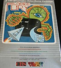 NEW Factory Sealed Space Fury game for Colecovision COLECO CBS Version Rare