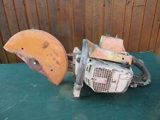 Vintage STIHL TS510 AV ELECTRONIC CHOP CUT OFF Chainsaw Chain Saw