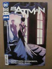 Batman #44 DC Universe 2016 Series Wedding Dress Variant 9.4 Near Mint